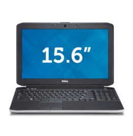 Certified Refurbished Dell Latitude e5530(core i5/15.6inch)