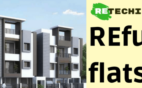 ReTechie Refurbished Flats-Maintenance Free Flats