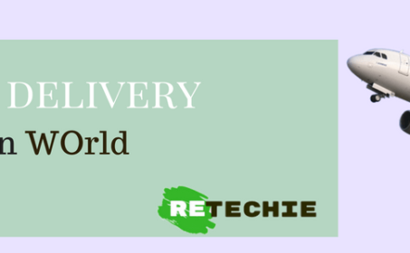 Free Home Delivery in World by ReTechie