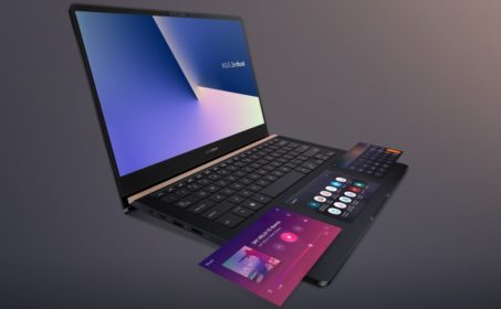 Asus ZenBook Pro 15 with 4K display,Core i9 Processor