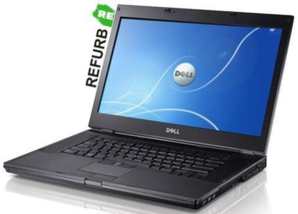Certified Refurbished Dell latitude e6510(Core I5/1 Month)
