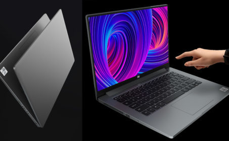 Resembles like Macbook – Mi Notebook 14