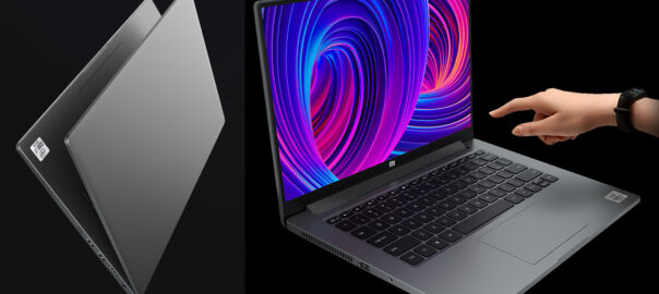 Resembles like Macbook - Mi Notebook 14