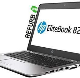 Certified Refurbished HP Elitebook 820 G3(I5-6th)