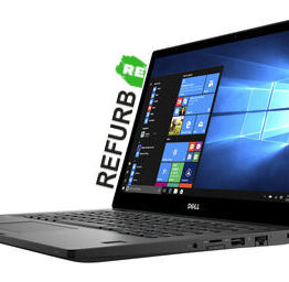 Certified Refurbished Dell Latitude e7480(I7-7th/Touch)