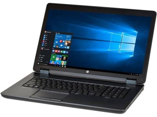 HP ZBook 17 Mobile Workstation (Core i7-4th)